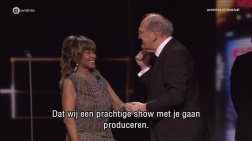 Tina Turner - Dutch Music Awards 20169