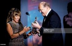 Tina Turner & Joop Van Den Ende 2016