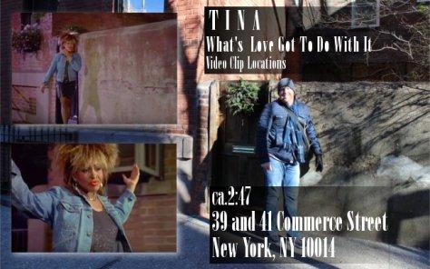 Tina Turner - Video Clip Locations: Commerce Street