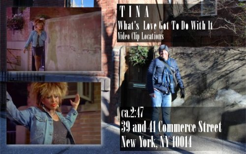 Tina Turner - Video Clip Locations: Commerce Street
