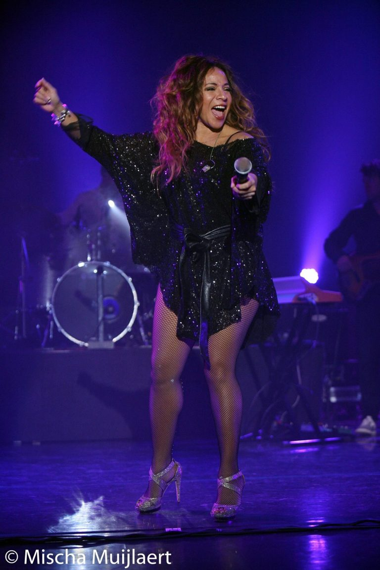 Nurlaila Karim - Tina Turner Musical Interview - 2016 - 1