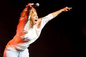 Nurlaila Karim -Tina Turner Musical Interview 2016 - 2