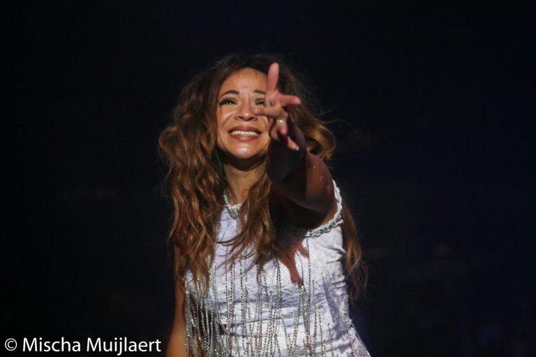 Nurlaila Karim - Tina Turner Musical Interview - 2016 - 5