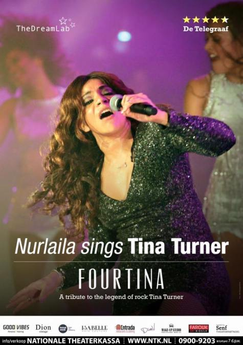 Nurlaila Karim -Tina Turner Musical Interview 2016 - 9