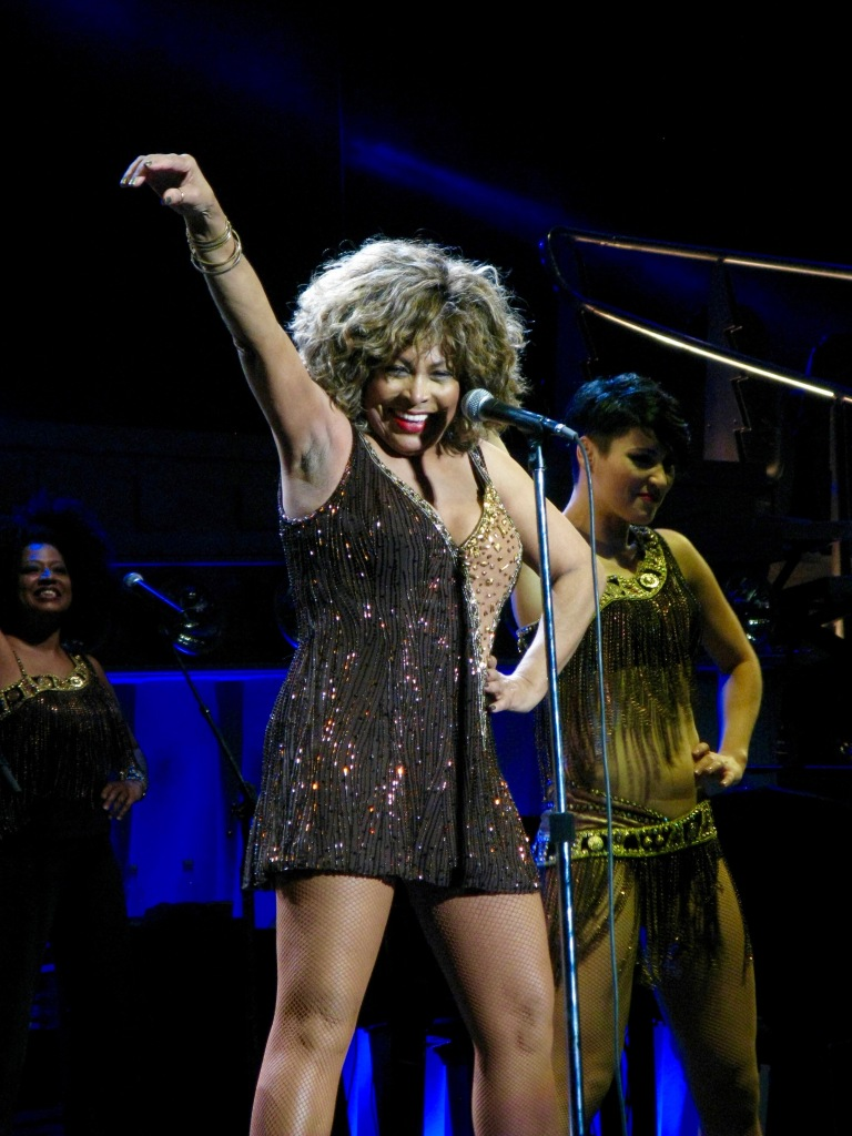 Tina Turner live at the O2 - Dublin - April 2009 - 1.jpg