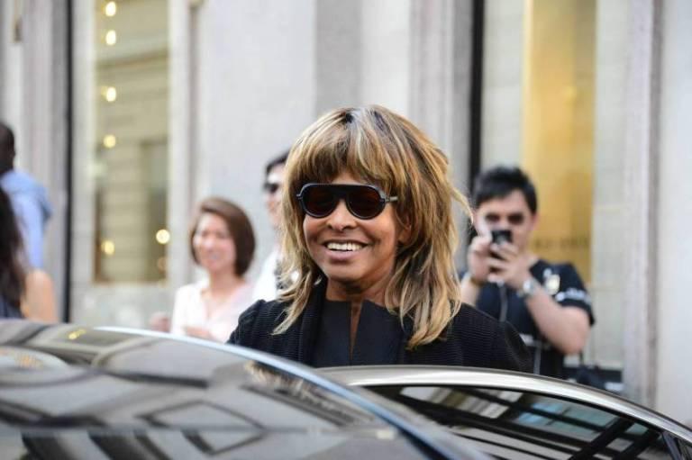 01.Tina Turner & Erwin Bach - Milan (June 2016)