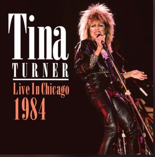 Tina Turner Live Park West - Chicago 1984 - CD (2016)