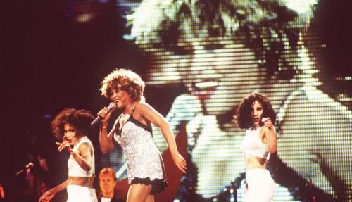 Tina Turner Live in Amsterdam - September 1996 - Mark Allan/Alpha