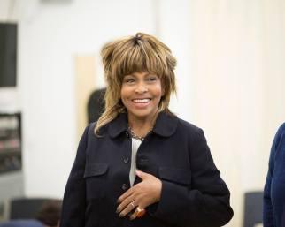 Tina Turner - Musical Workshop for 'TINA The Musical' (London 2016)
