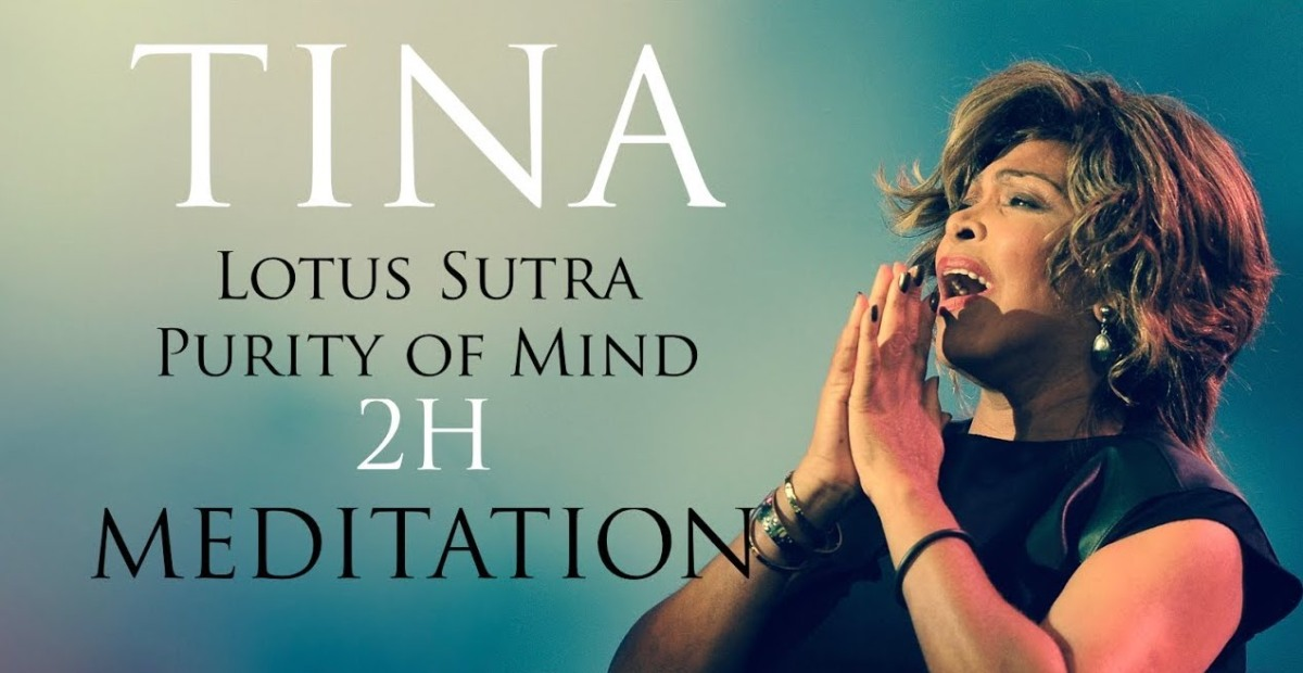 TINA: Lotus Sutra / Purity of Mind