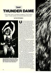 Tina Turner People 1985 2