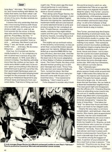 Tina Turner People 1985 4