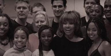 TINA, The Musical - Tina Turner Workshop 2017 3