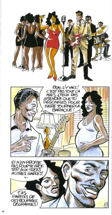 Ike & Tina Turner Story - Comics 2017 - 2CDs 2