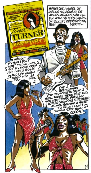 Ike & Tina Turner Story - Comics 2017 - 2CDs 3