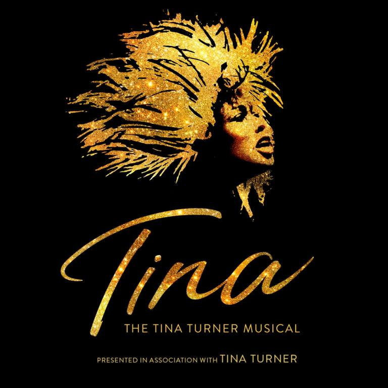 Tina Turner - Tina The Musical - Logo Poster - 2017pg