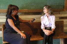 Rhonda Graam - Tina Turner Museum 2017