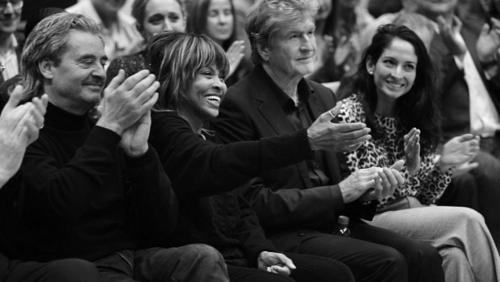 Tina Turner - Erwin Bach - Roger Davies - London 2017 TINA The Musical Workshop.png