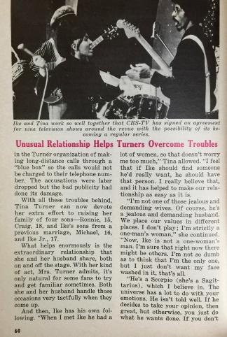 Tina Tuner - Jet Magazine - April 1976 - 3