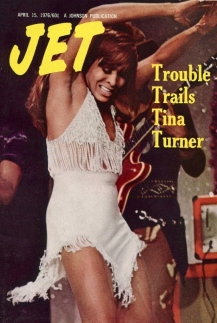 Tina Tuner - Jet Magazine - April 1976
