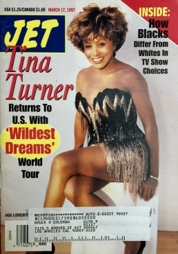 Tina Tuner - Jet Magazine - March 1997 - 1