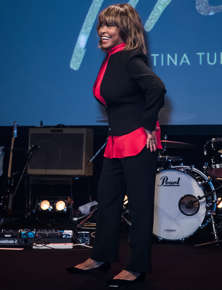 Tina Turner 2017