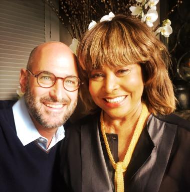 Tina Turner & Dominik Wichmann