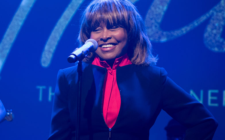 Tina Turner in London 2017- TINA Musical Launch Party