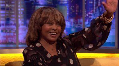 Tina Turner - Jonathan Ross Show 1