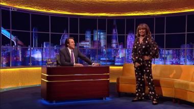 Tina Turner - Jonathan Ross Show 10