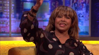 Tina Turner - Jonathan Ross Show 14