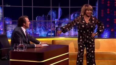 Tina Turner - Jonathan Ross Show 20