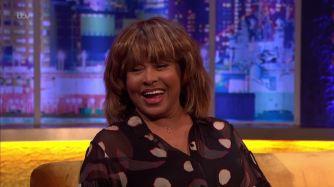 Tina Turner - Jonathan Ross Show 7