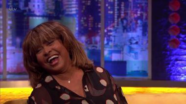 Tina Turner - Jonathan Ross Show 8