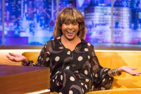 Tina Turner - Jonathan Ross Show - ITV 2017