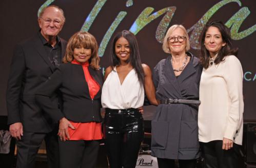 Tina Turner Joop Van Den Ende Adrienne Warren Phyllida Lloyd - Musical 2017