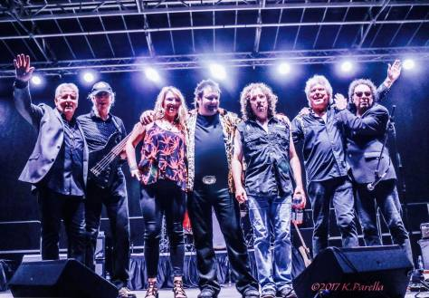 Cocker Band - Mad Dogs Unchained - Tour 2017 - 2018 1
