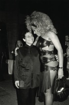 Tina Turner & Azzedine Alaia
