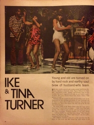 Tina Turner - Ebony Magazine - May 1971 - 1
