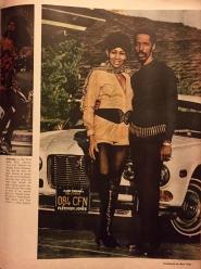Tina Turner - Ebony Magazine - May 1971 - 2