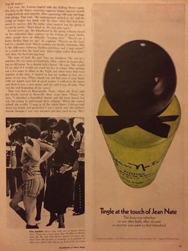 Tina Turner - Ebony Magazine - May 1971 - 4