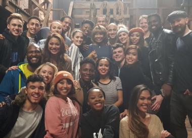 Tina Turner Hamilton Musical 2018