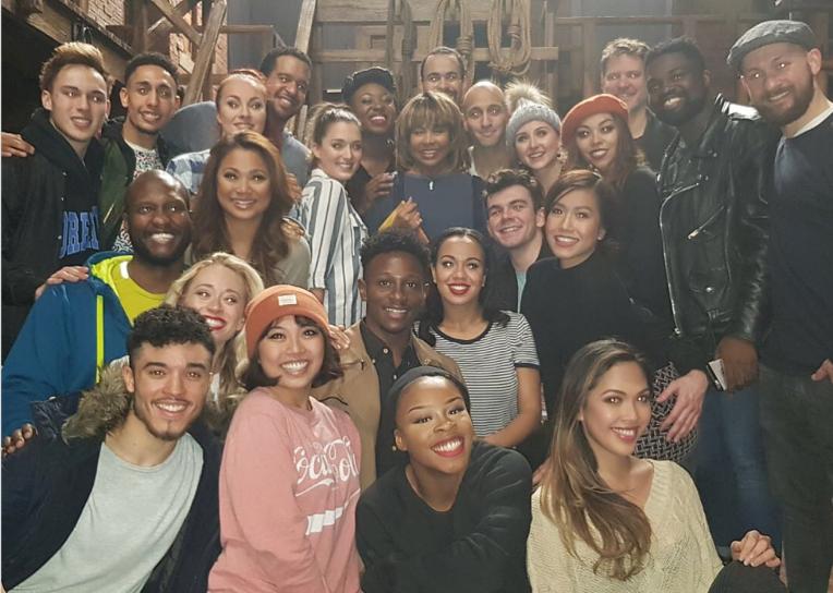Tina Turner - Hamilton Musical - London 2018