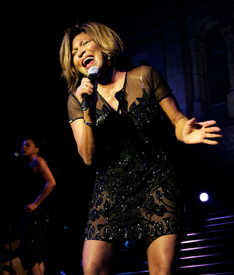 Tina Turner Live London 2007
