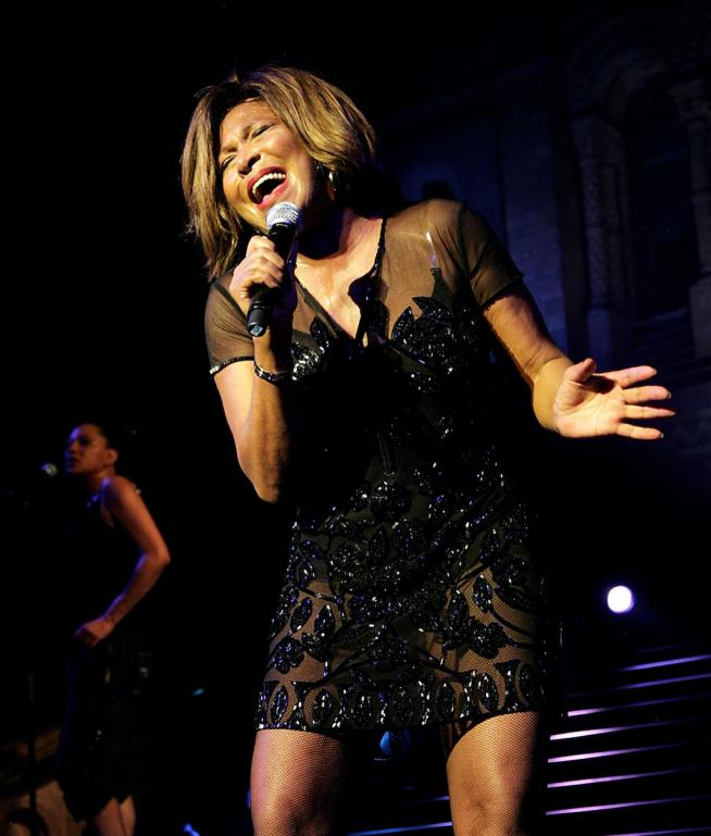 Tina Turner Live London 2007