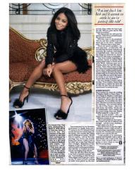 Adrienne Warren Tina Turner Musical 2