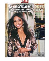 Adrienne Warren Tina Turner Musical