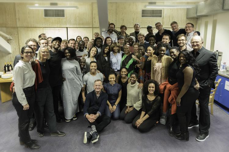 Tina Turner - London - Tina The Musical Rehearsal - 2018 1