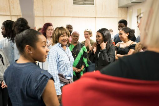 Tina Turner - London - Tina The Musical Rehearsal - 2018 10