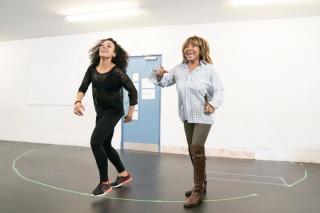 Tina Turner - London - Tina The Musical Rehearsal - 2018 3